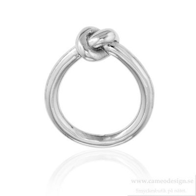 INGNELL JEWELLERY - Ella Ring Steel