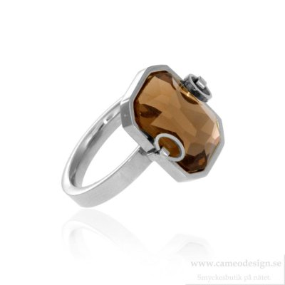 INGNELL JEWELLERY - Chanelle Ring Steel