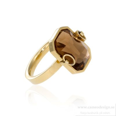 INGNELL JEWELLERY - Chanelle Ring Gold