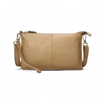 Just d´lux - Clutch Leather Beige
