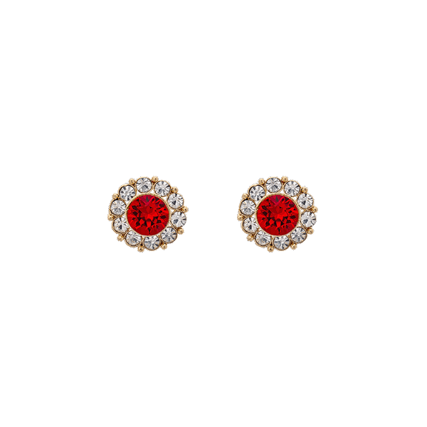 Lily and Rose - Miss Sofia Earrings Scarlett Red - NYHETER ...